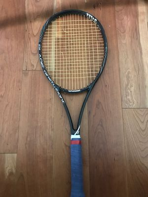 Used Wilson Blade 16x19 tennis racket(you would have to get new strings) for Sale in Tampa, FL