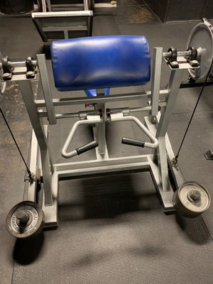 Commercial Bicep plate loaded machine for Sale in Philadelphia, PA