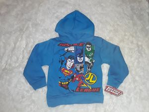 Justice league boys sweater for Sale in Bloomington, CA