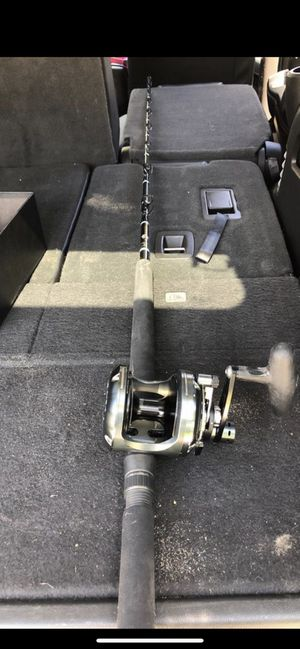 Okuma MK-20IISEa-TDC Makaira Sea 2-Speed Drag for Sale in South Gate, CA