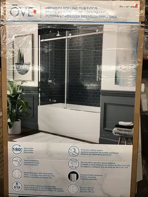 OVE premium Rolling Tub Door $199 for Sale in Ontario, CA