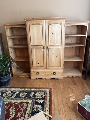 Armoire for Sale in San Carlos, CA