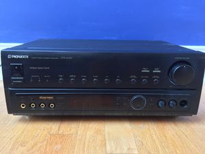 Pioneer VSX-604S 5.1 Home Theater Surround Sound Multizone AV Stereo Receiver Amplifier for Sale in Willowbrook, IL