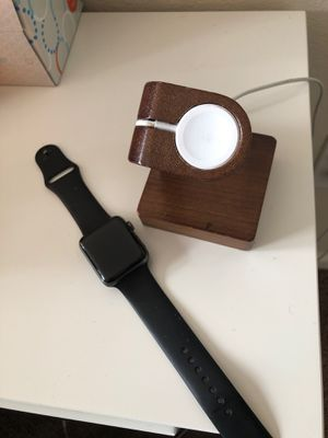 Apple Watch Series 2 42mm w/ charging dock for Sale in Austin, TX