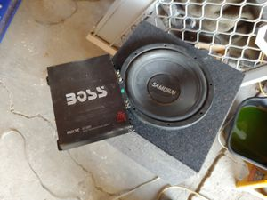 Car stereo for Sale in Klamath Falls, OR