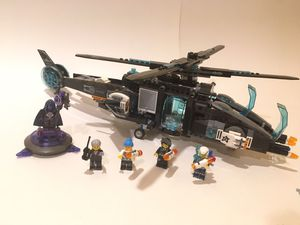 LEGO attack helicopter comes with everything for Sale in Richmond, VA
