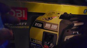 Ryobi bluetooth generator for Sale in Midland, TX