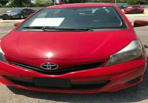 2013 TOYOTA YARIS for Sale in Houston, TX