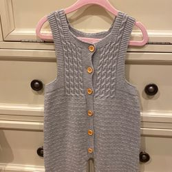 New! Knitted Romper Size 18-24 Months for Sale in Oregon City,  OR