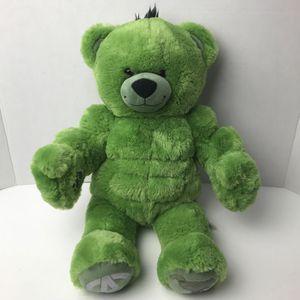 Hulk Build a Bear Avengers Plush Stuffed Animal Marvel for Sale in Avon Lake, OH