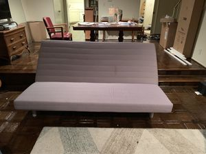 Gray futon for Sale in West Los Angeles, CA