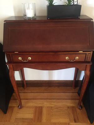 Secretary desk mint condition for Sale in San Francisco, CA