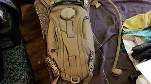 Source hydration backpack and bladder hiking hunting running for Sale in Everett, WA
