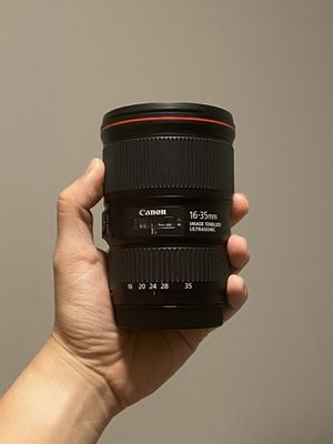 Canon EF 16-35 F/4 L IS USM for Sale in Tustin, CA