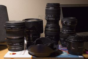 Canon Lenses for Sale in Arvada, CO