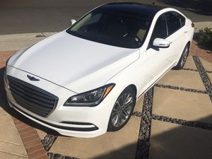 2015 Hyundai Genesis 3.8L Moonroof for Sale in San Diego, CA