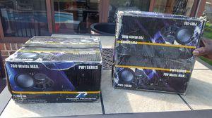 Brand New 700 Watt Sub Woofers for Sale in Hyattsville, MD