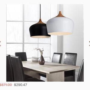 Black Mid Century Lamp for Sale in Huntington Beach, CA