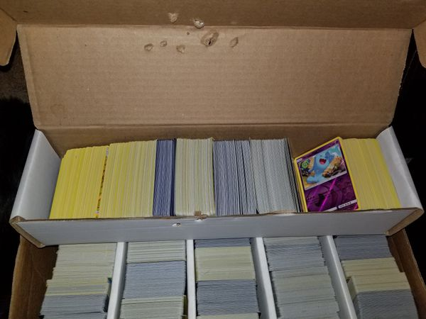 Pokemon Bulk card lot! 1700+