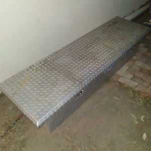Aluminum Tool Box for Sale in San Diego, CA