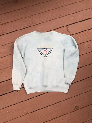Vintage guess crewneck size xl for Sale in Durham, NC