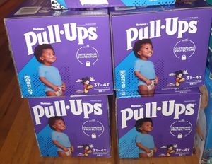 Huggies pullups size 3/4t for Sale in Portland, OR