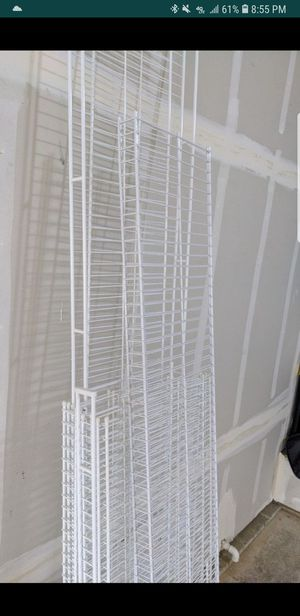 Free wire shelvings (pending) for Sale in Mukilteo, WA