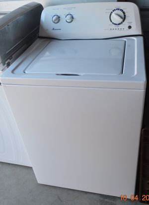 Amana Washer & Dryer (Like New Condition) for Sale in Virginia Beach, VA