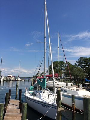 2003 Catalina Capri 22 for Sale in Fort Walton Beach, FL