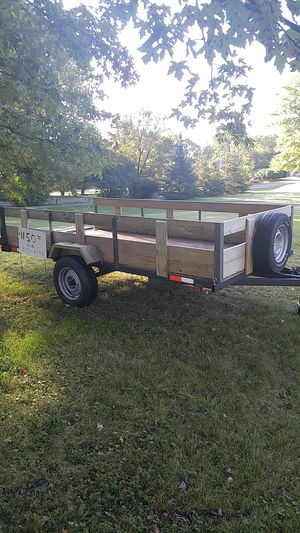 12 x 6,2 trailer for Sale in Lansing, MI