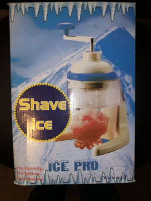 Shave ice maker for Sale in Los Angeles, CA