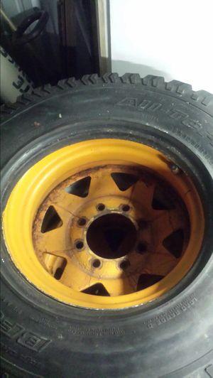 8 lug wheels. for Sale in Boyds, MD