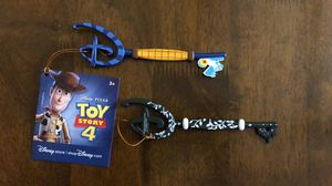 """Disney Store Limited Edition """"Toy Story 4"""" and Collectible Green Key New! for Sale in Encinal, TX"""