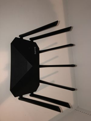Speedefy WiFi Router Model K7 AC2100 Dual Band Gigabit WiFi Router for Sale in Chelmsford, MA