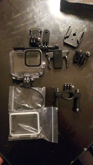 Action camera/gopro with accessories. for Sale in Carson, CA