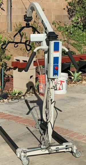 Genuine Hoyer lift, patient lift Electric works great for Sale in Riverside, CA