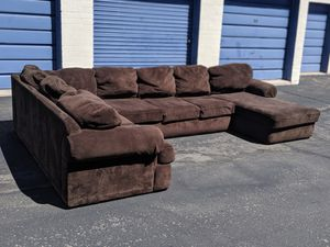 NEW XXXL Three Piece Sectional Sofa Delivery & Financing Available for Sale in Mesa, AZ