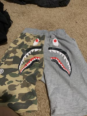 Bape shorts for Sale in Bakersfield, CA