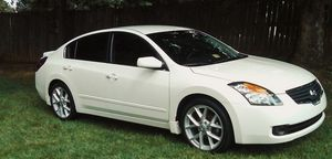 New tires 2007 Nissan Altima Oil changed for Sale in Washington, DC