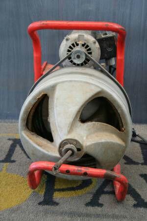 Ridgid Sewer Snake Drum Machine K-380 for Sale in Winter Park, FL