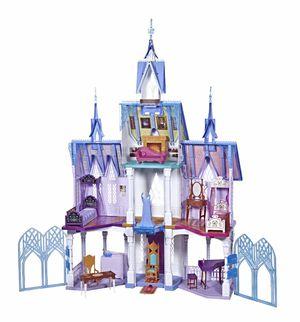 NEW Disney Frozen 2 Ultimate Arendelle Castle for Sale in Centreville, VA