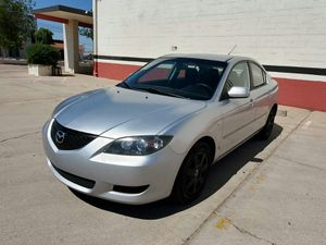 2006 Mazda3, AUTOMATIC TRANSMISSION 🚘 for Sale in Phoenix, AZ
