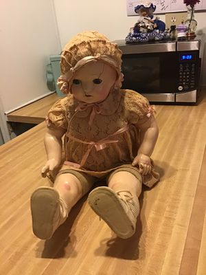 Antique doll for Sale in Homeland, CA