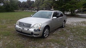 2003 Lexus LS 430 for Sale in Fort Lauderdale, FL
