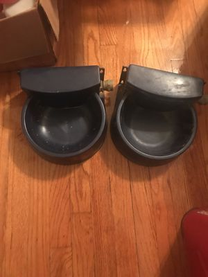 Automatic waterers $20 for both for Sale in Houston, TX