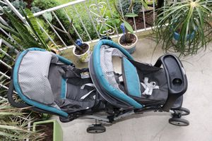 Graco double stroller for Sale in Linden, NJ