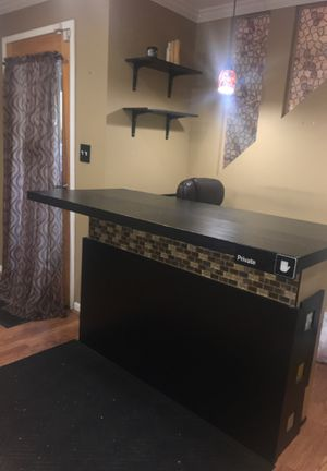 Custom Home Bar or reception desk for Sale in Foley, AL