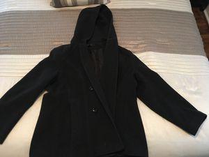 Hooded dress jacket woman's XXL for Sale in Haddonfield, NJ