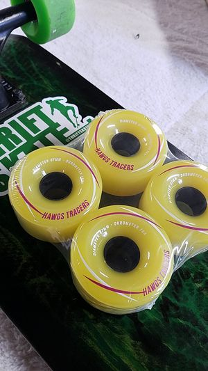 Hawgs tracers longboard wheels! for Sale in Fircrest, WA