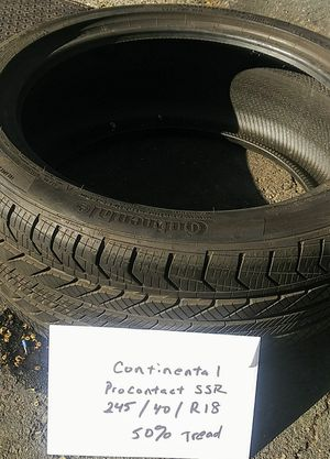 Continental Tire for Sale in Buena Park, CA